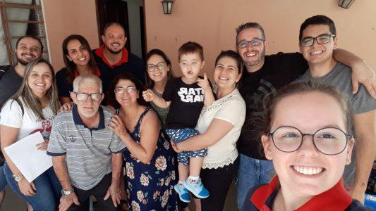 GRUPO DE VIVÊNCIA NOSSA SENHORA DO CARMO