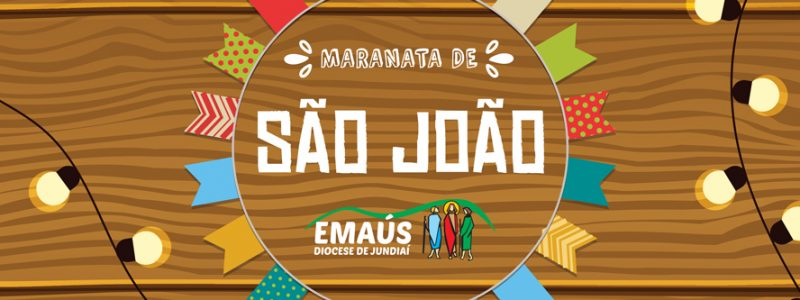 MARANATA DE SÃO JOÃO