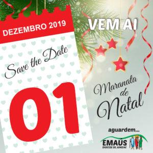 Maranata de Natal do Movimento de Emaús