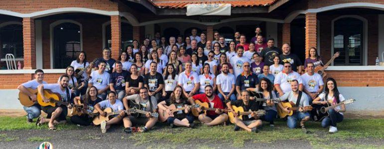 FORMAÇÃO ACONTECE PARA DIRIGENTES DO REGIONAL SULDESTE I
