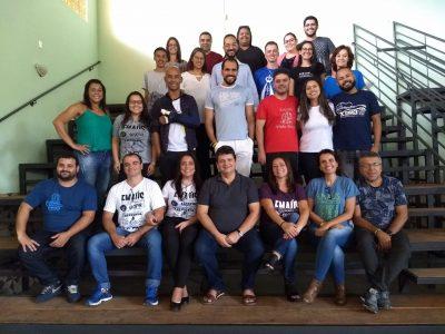 REGIONAL SUDESTE II REALIZA REUNIÃO COM SECRETARIADOS
