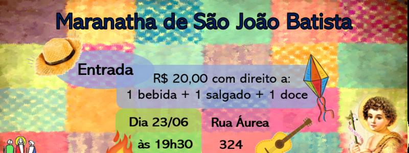 Maranatha de São João Batista