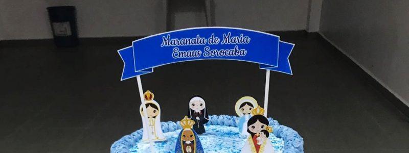 Fotos Maranatha de Maria – 10/05/19