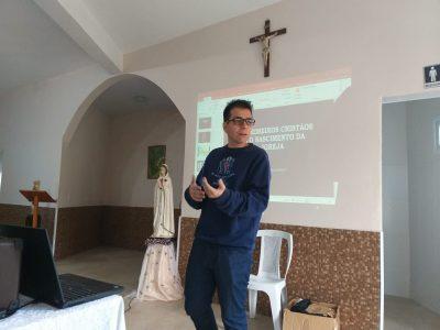 Primeira escola missionária em Tapiraí – 26/05/19